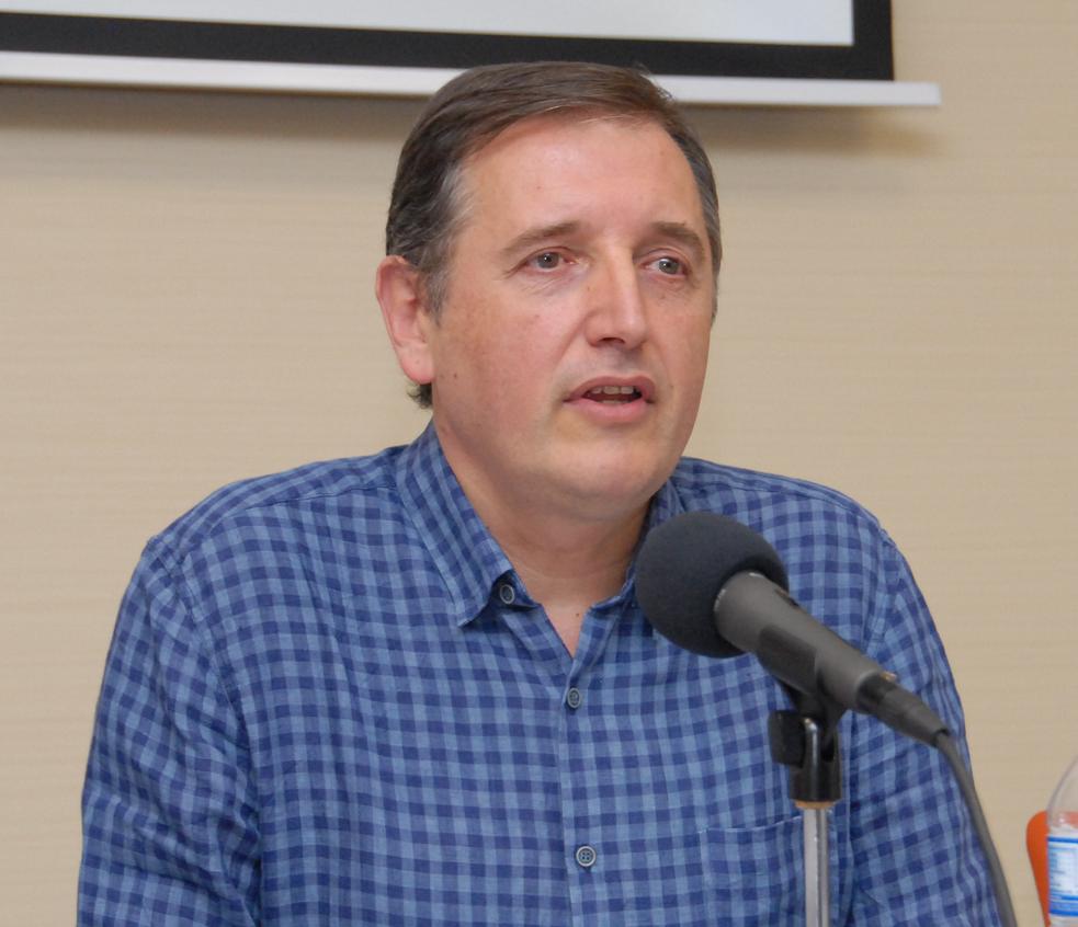 Fernando Fantova, consultor social
